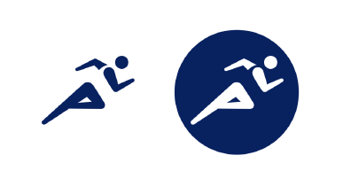 Tokyo 2020 have unveiled the sport pictograms for the Olympic Games ©Tokyo 2020
