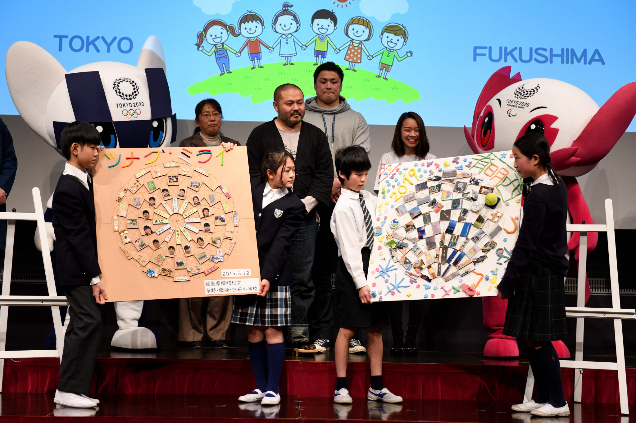 Tokyo 2020 unveil locations for special display of Olympic flame in disaster-hit areas in East Japan