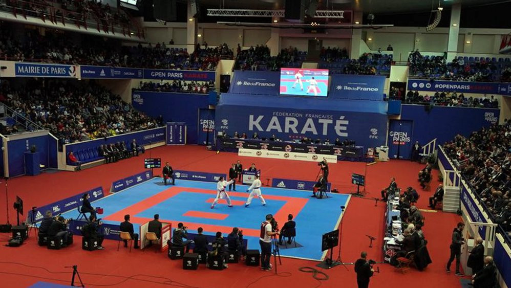 France is considered a hotbed for karate ©WKF