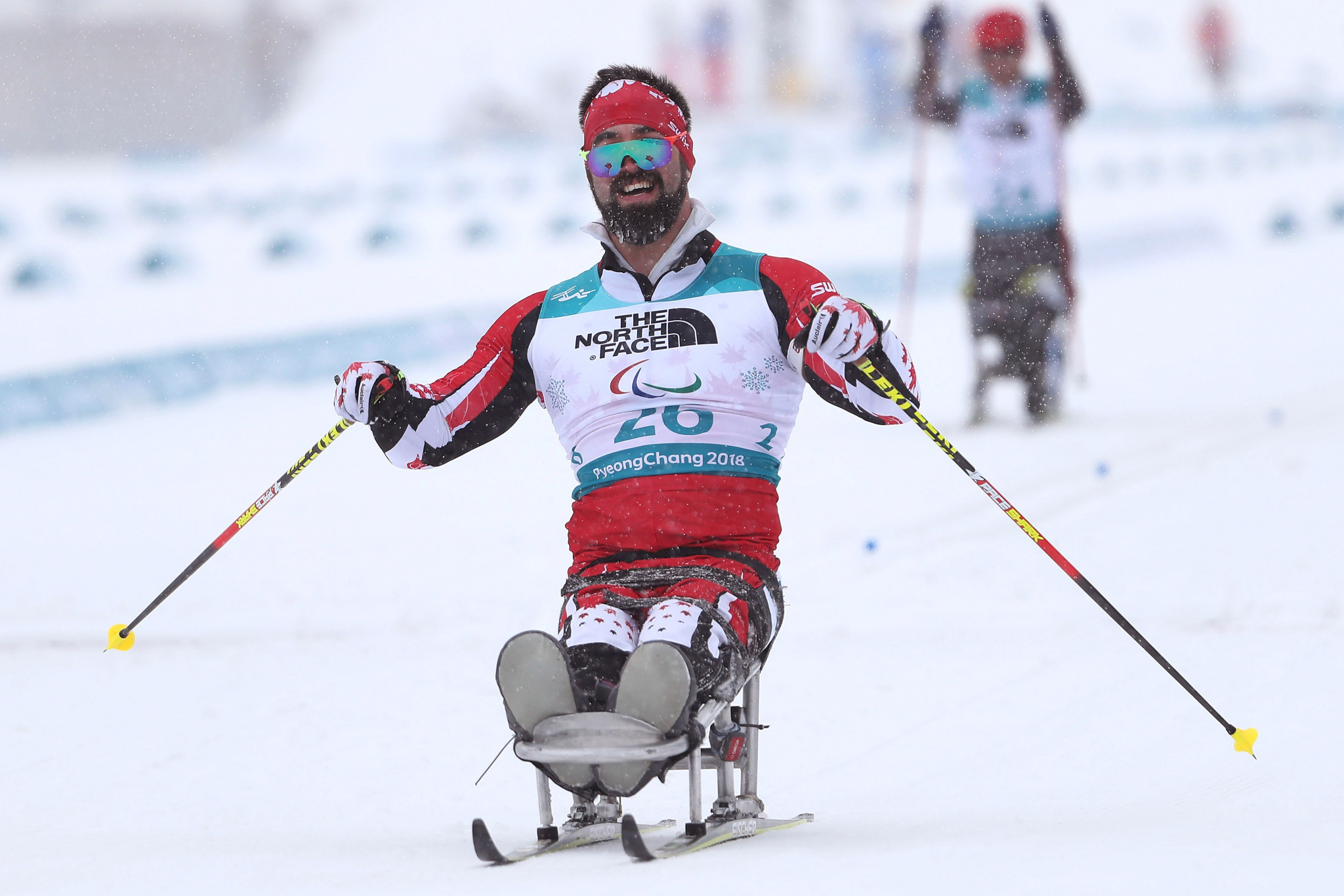 Canada's Collin Cameron is one of two Nordic skiers on the nominees list ©Getty Images