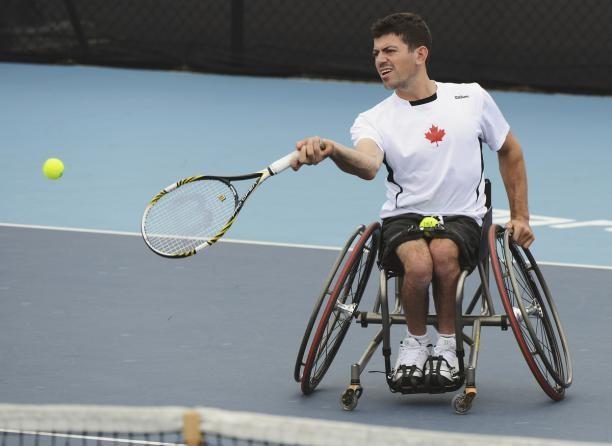 Canadian wheelchair tennis ace announces retirement