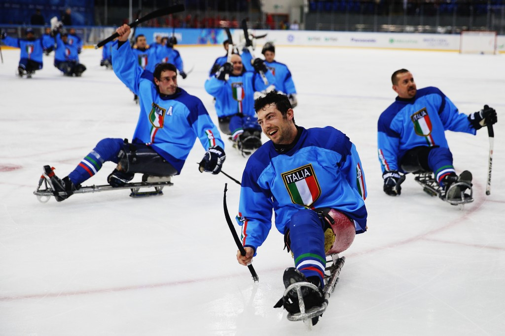 Italy claim best ever finish with fifth place at Ice Sledge Hockey World Championships