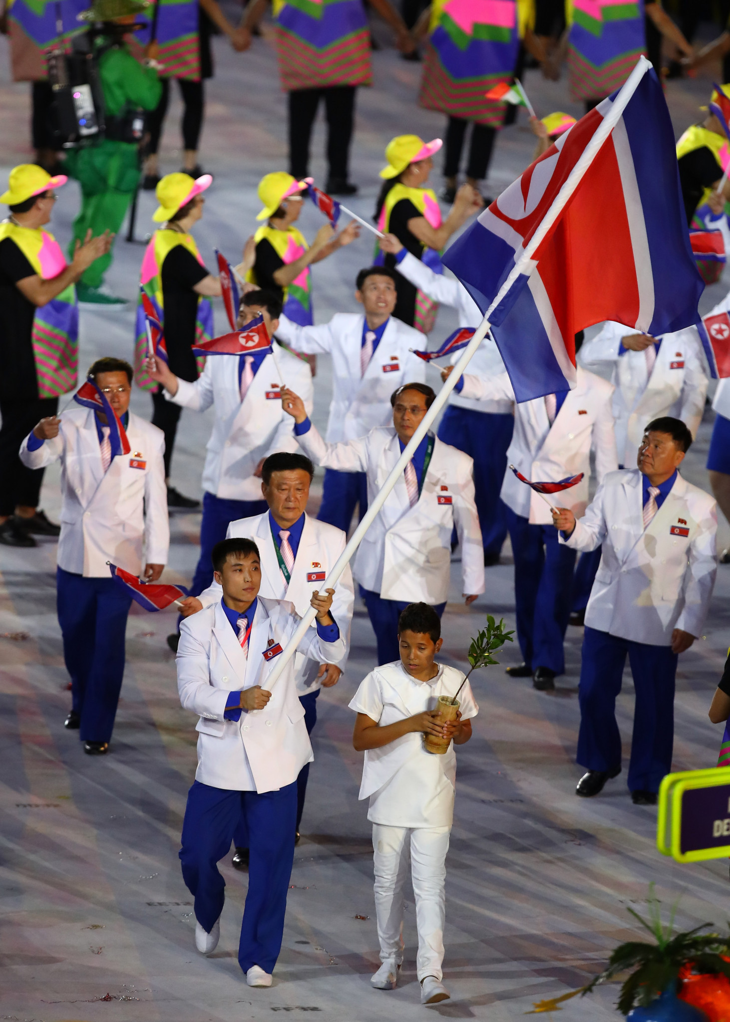 Japan to consider allowing North Korean athletes entry for Tokyo 2020