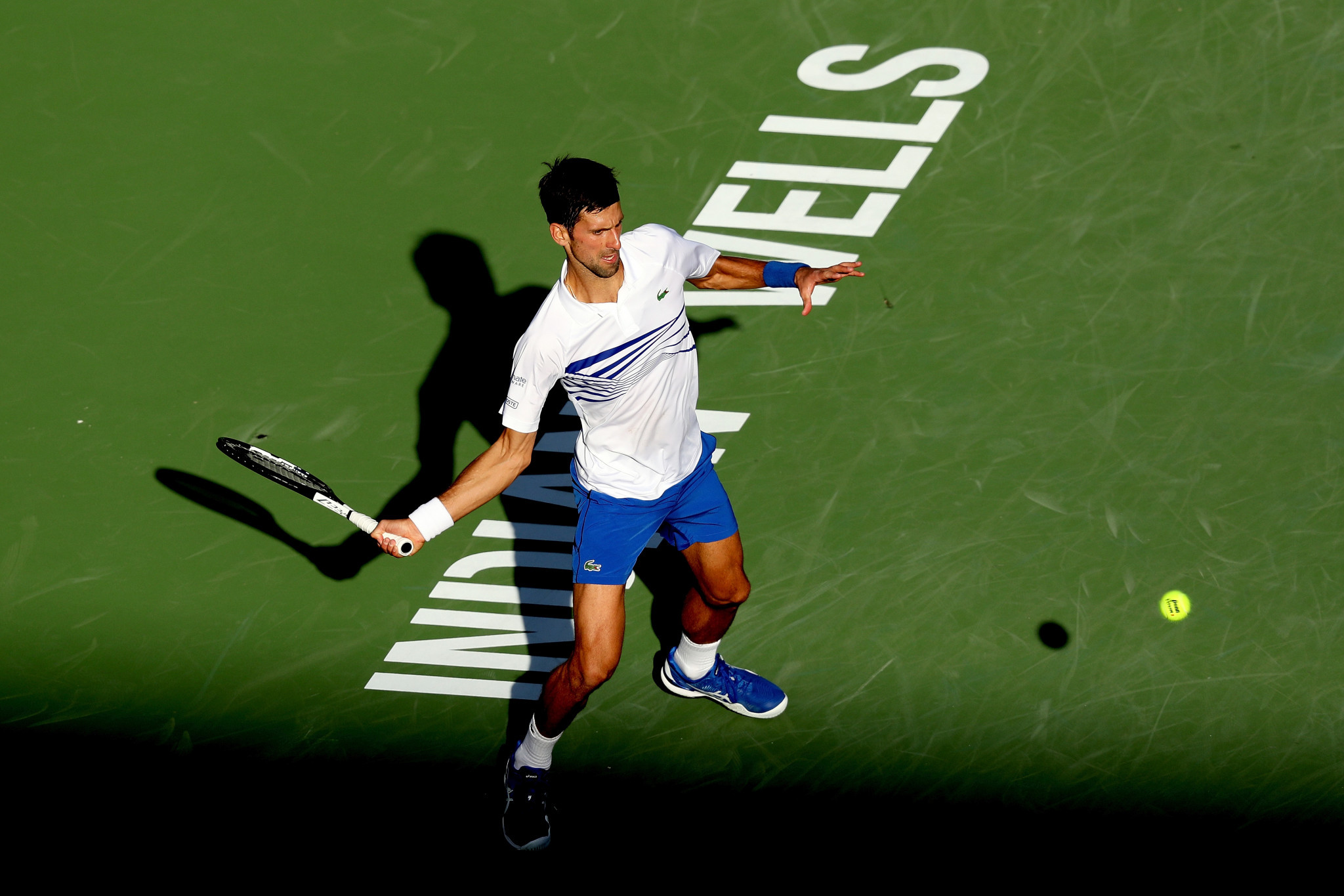 Early exits at Indian Wells for world number ones Djokovic and Osaka