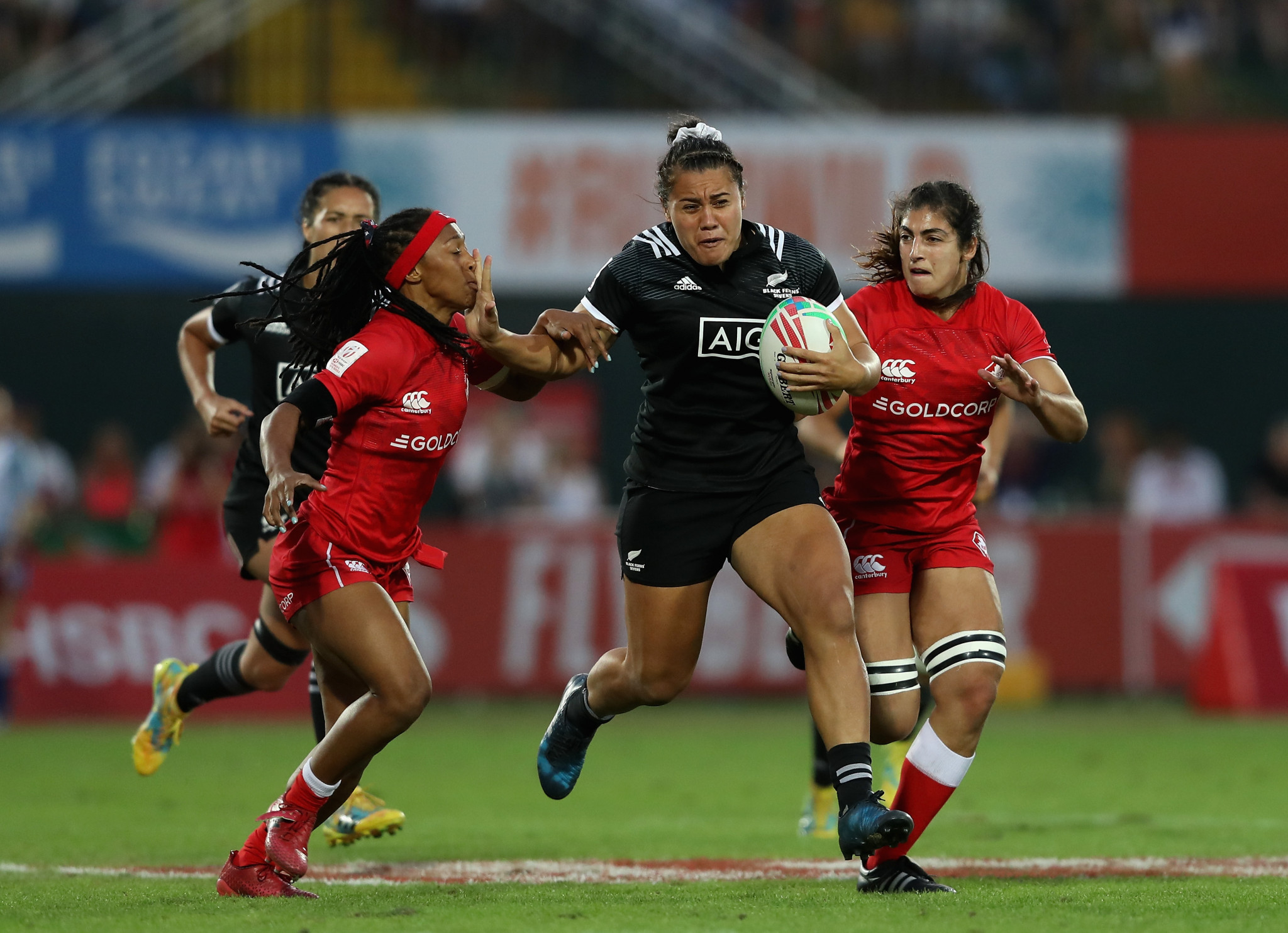World Rugby Sevens Series circuit to include six combined men's and women's events for next four seasons