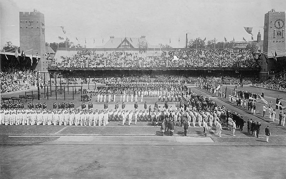 The Olympic Stadium in Stockholm was built for the 1912 Summer Games, when among the events it staged was the Opening Ceremony, and is still in daily use more than a century later ©Wikipedia