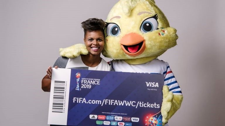 Individual tickets are now on sale for the 2019 FIFA Women's World Cup ©FIFA