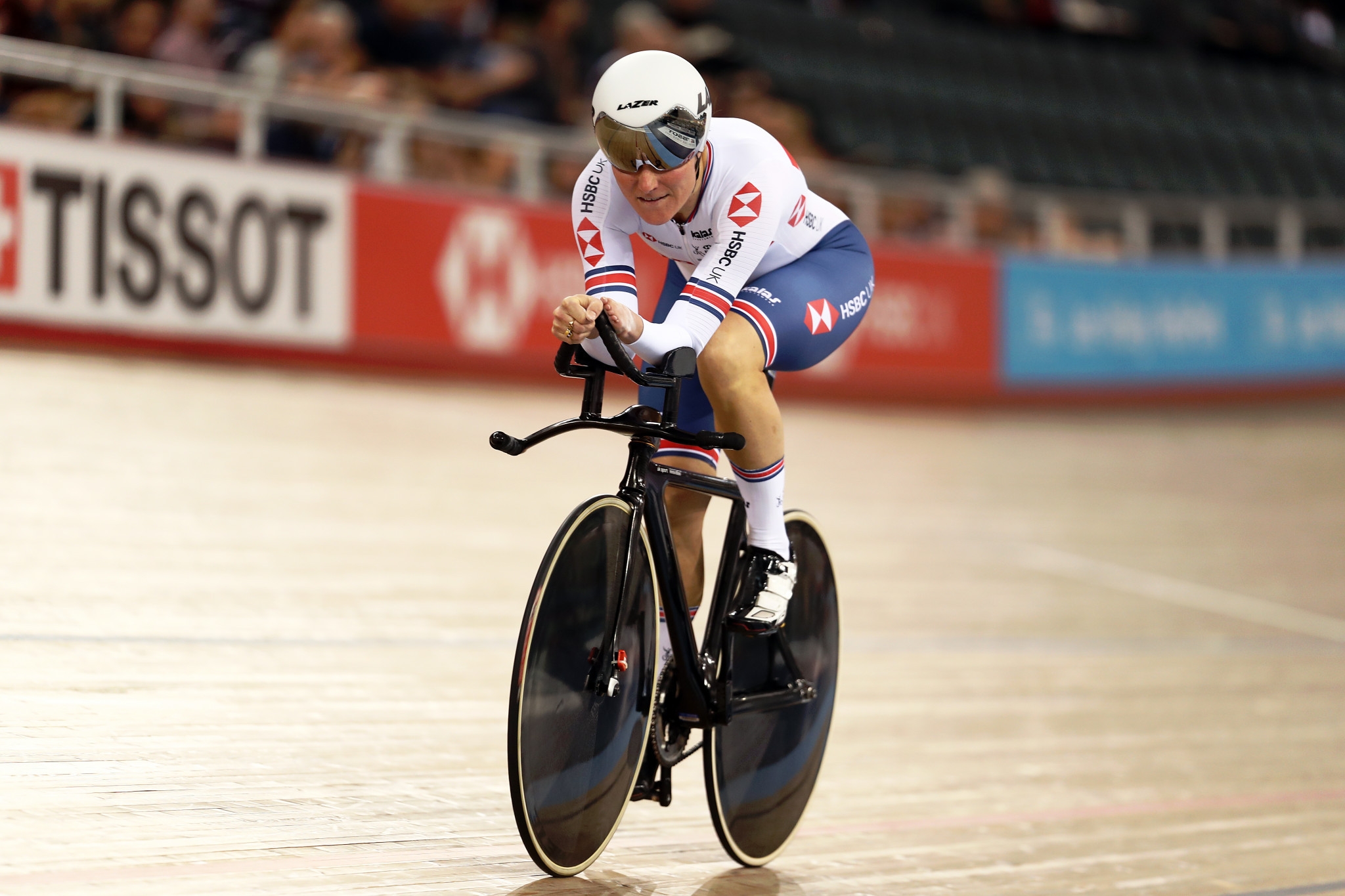 Storey seeking 14th title at Para Cycling Track World Championships in Apeldoorn