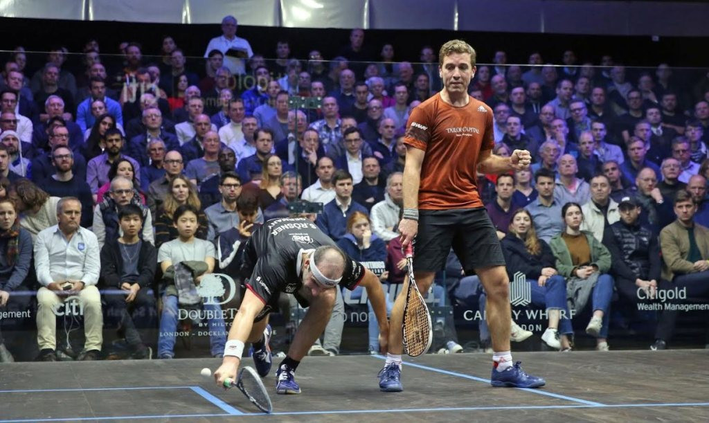 Castagnet pulls off another upset to reach semi-finals at PSA Canary Wharf Classic