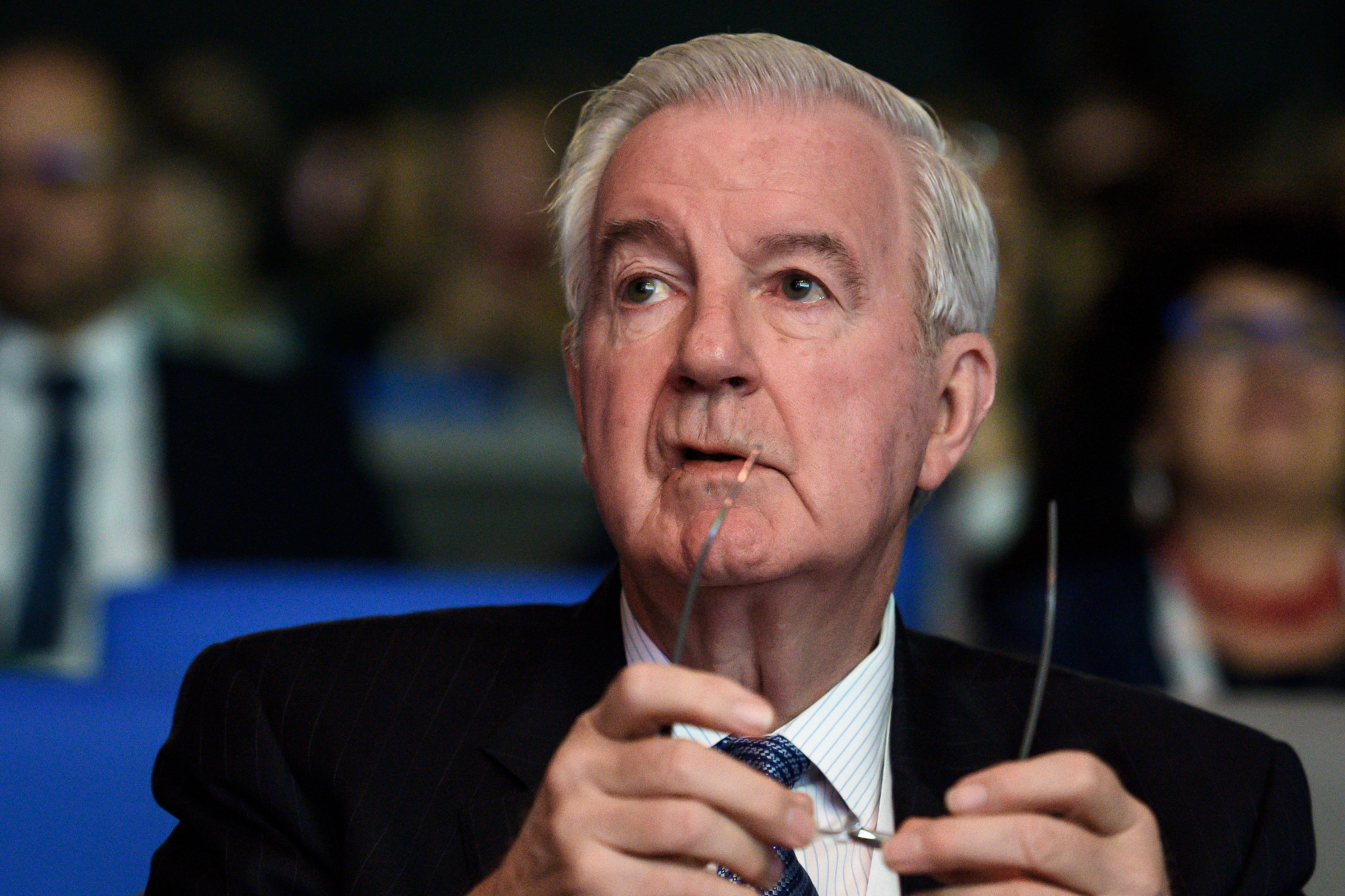 WADA President Sir Craig Reedie has suggested larger countries should establish their own group of investigators to strengthen doping probes ©Getty Images