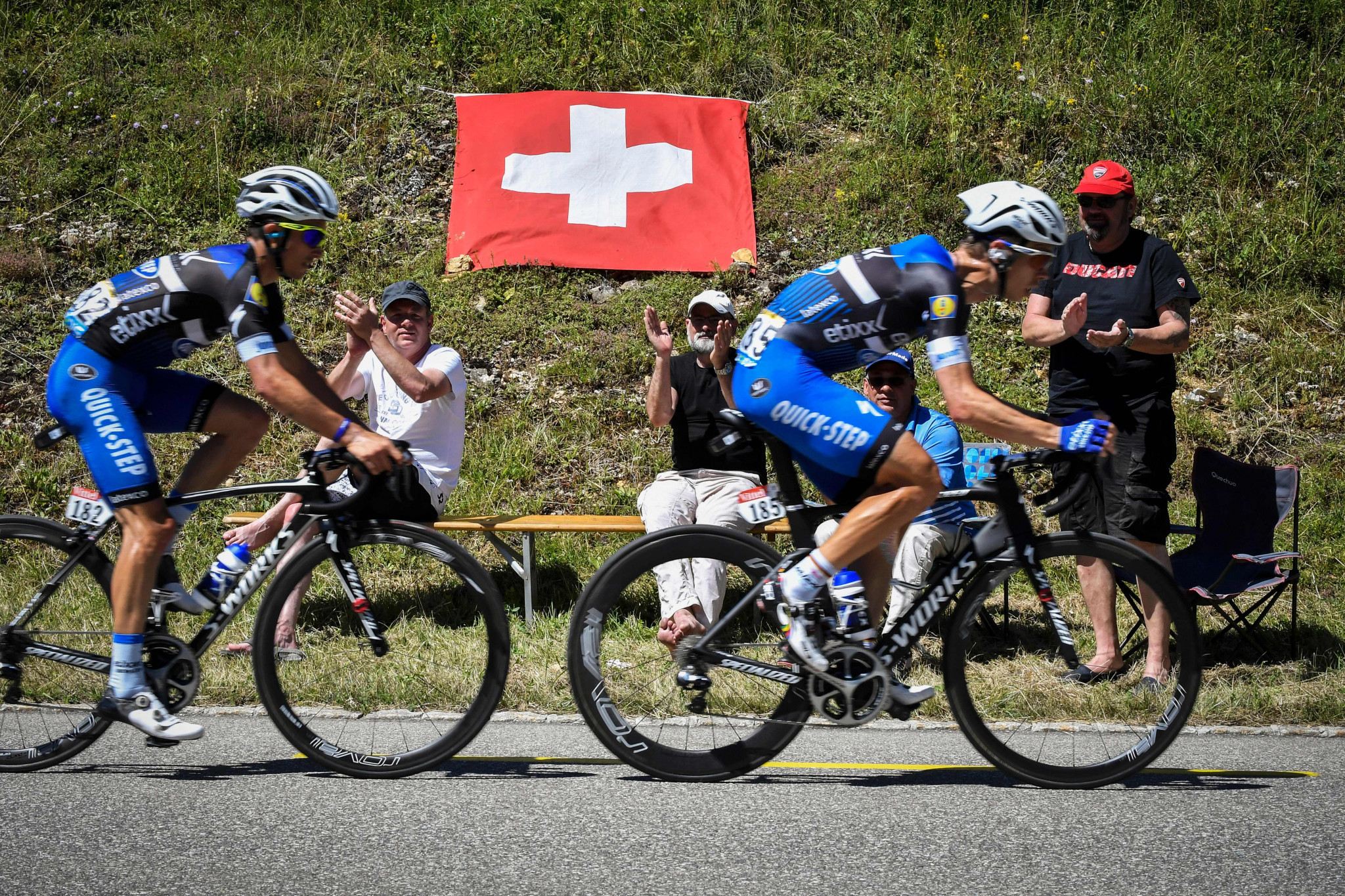 Swiss Cycling has opted for Zurich over a rival bid from the country's capital Bern ©Getty Images