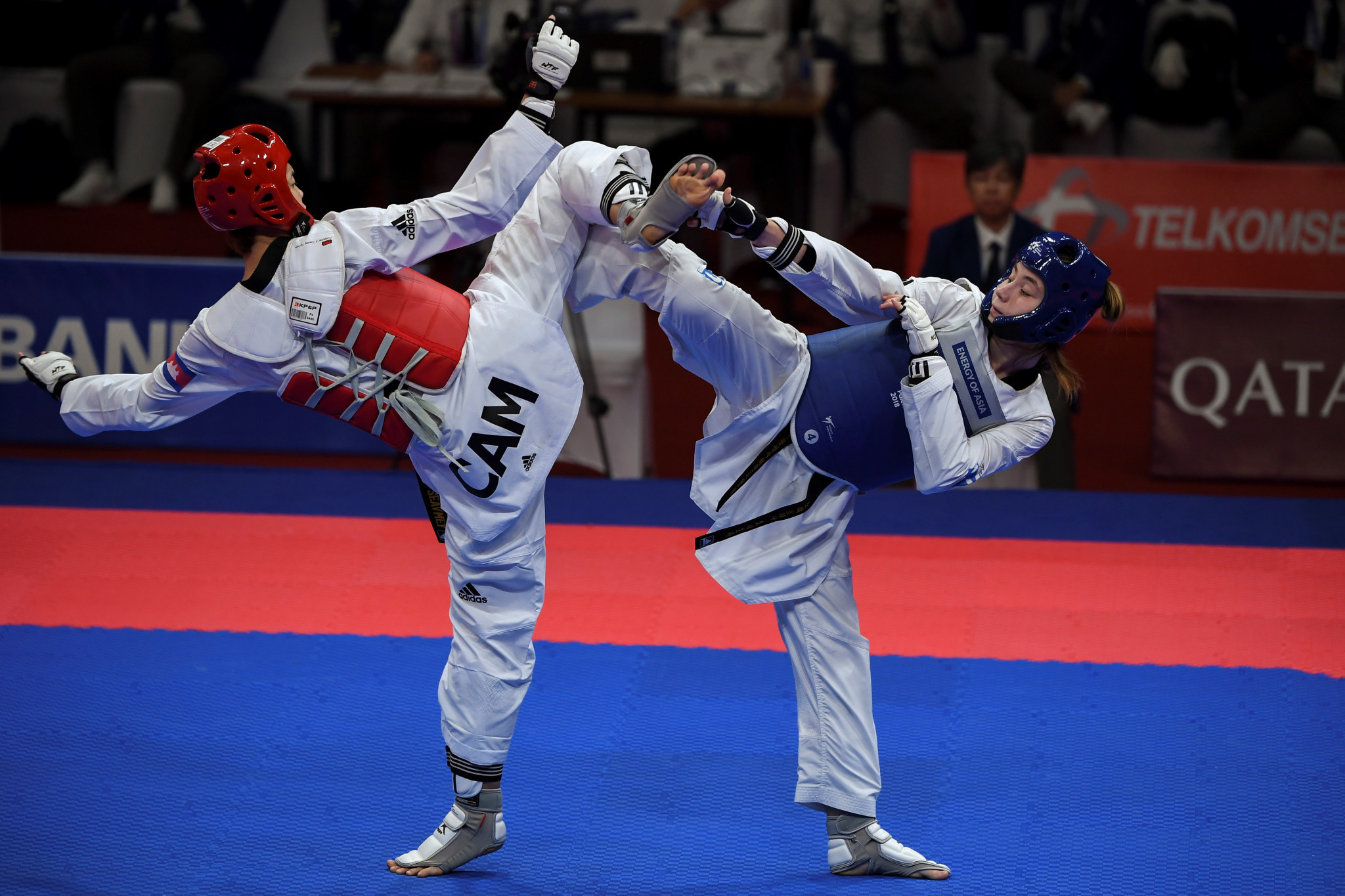 It is hoped the fund and university scholarships will help develop taekwondo in Cambodia ©Getty Images