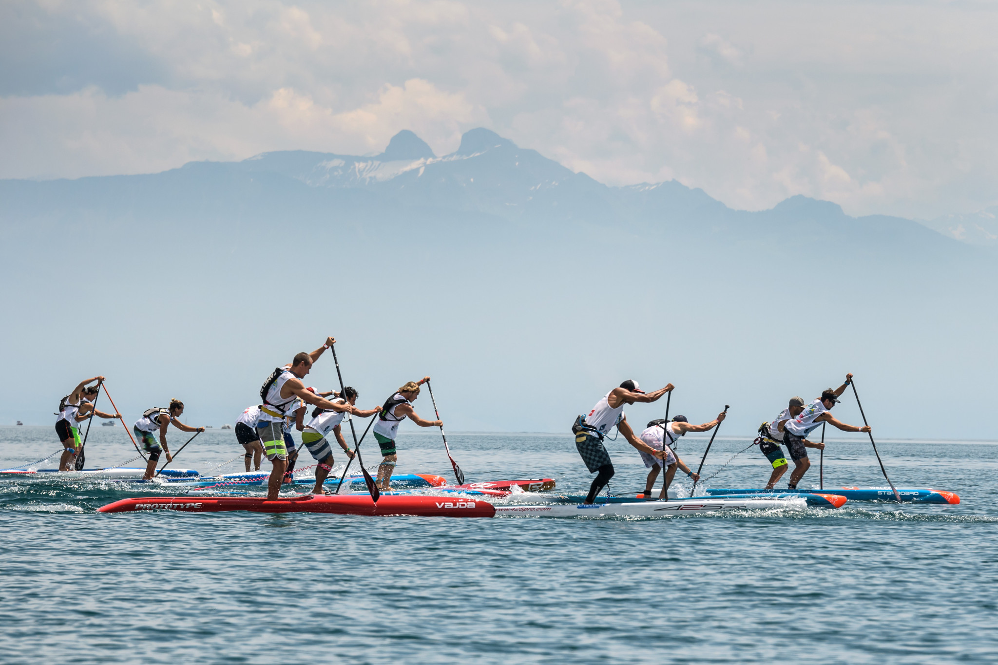 ICF announce plans to host 2019 Stand-Up Paddleboard World Championships in decision which will anger ISA