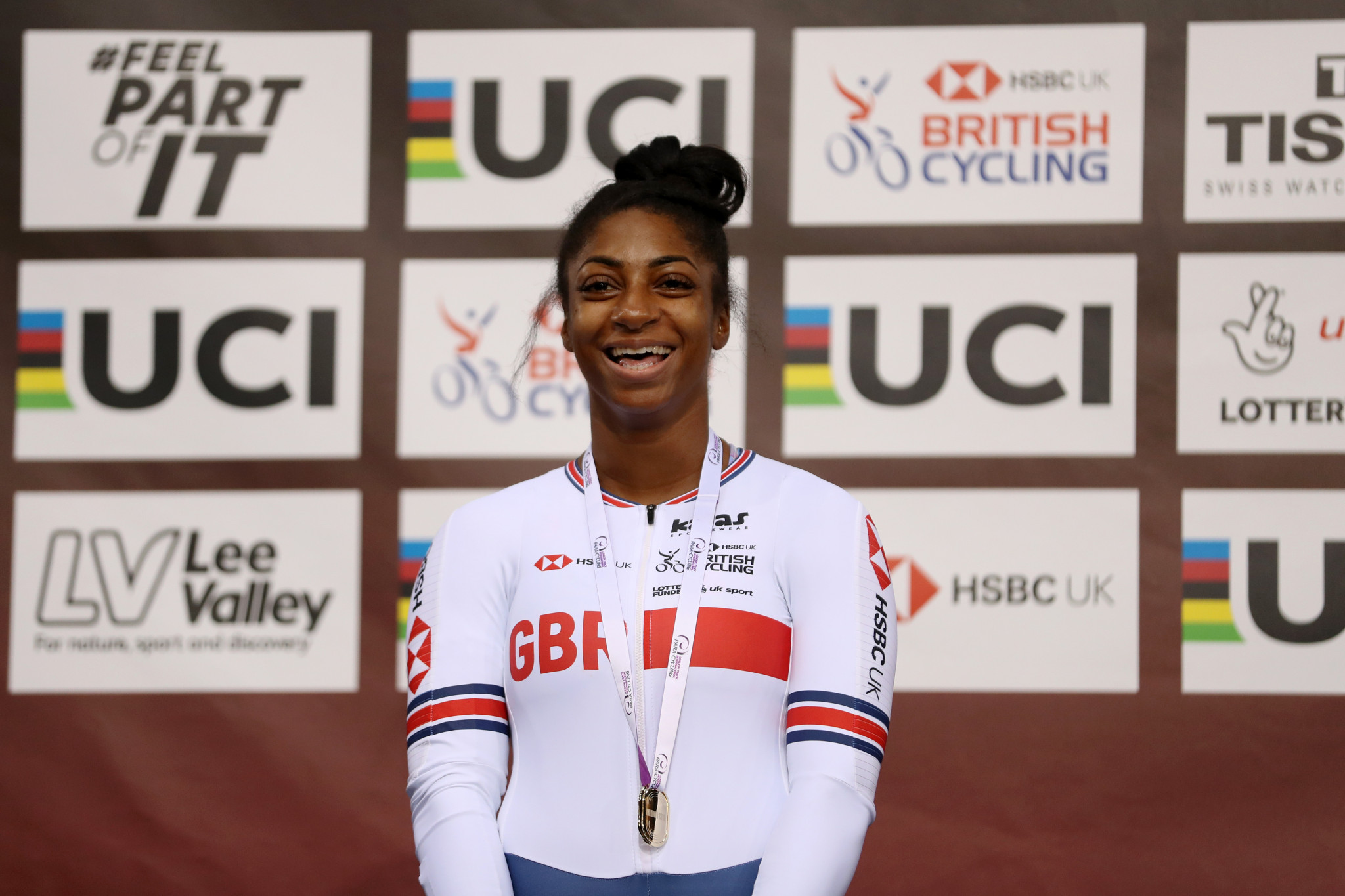 Cox leads strong start for Britain at UCI Para Track Cycling World Championships