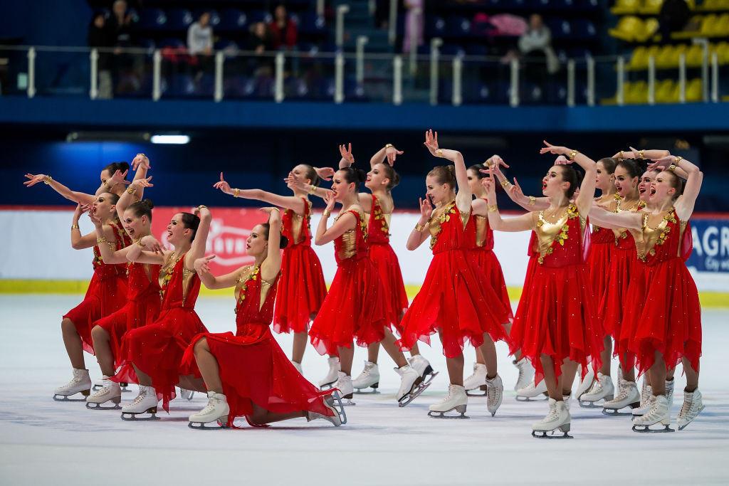 Russia's Team Junost seek third title at ISU World Junior Synchronized Skating Championships in Neuchâtel