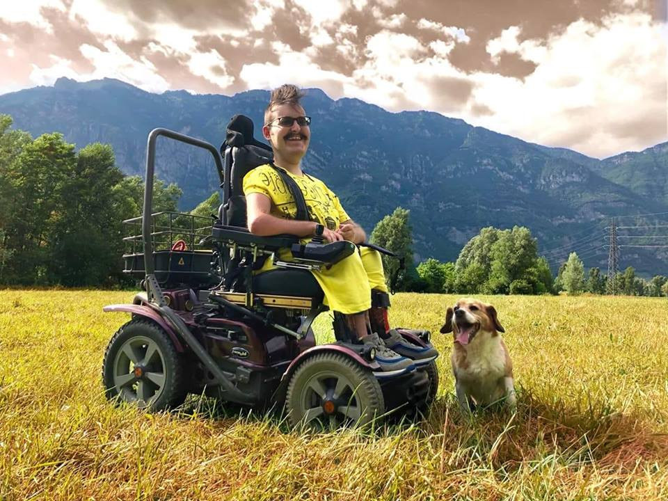 Electric wheelchair manufacturer Permobil is partnering with Stockholm Åre 2026 because they believe hosting the Paralympic Games in Sweden would demonstrate what an inclusive society Sweden is ©Permobil
