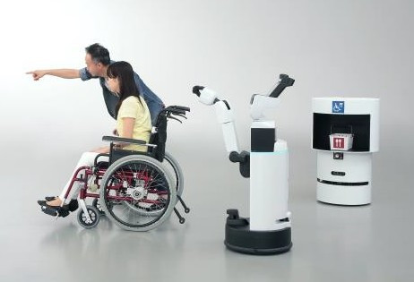 Tokyo 2020 launches Robot Project for Olympic and Paralympic Games