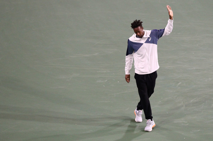 Thiem into Indian Wells semis, injured Monfils withdraws