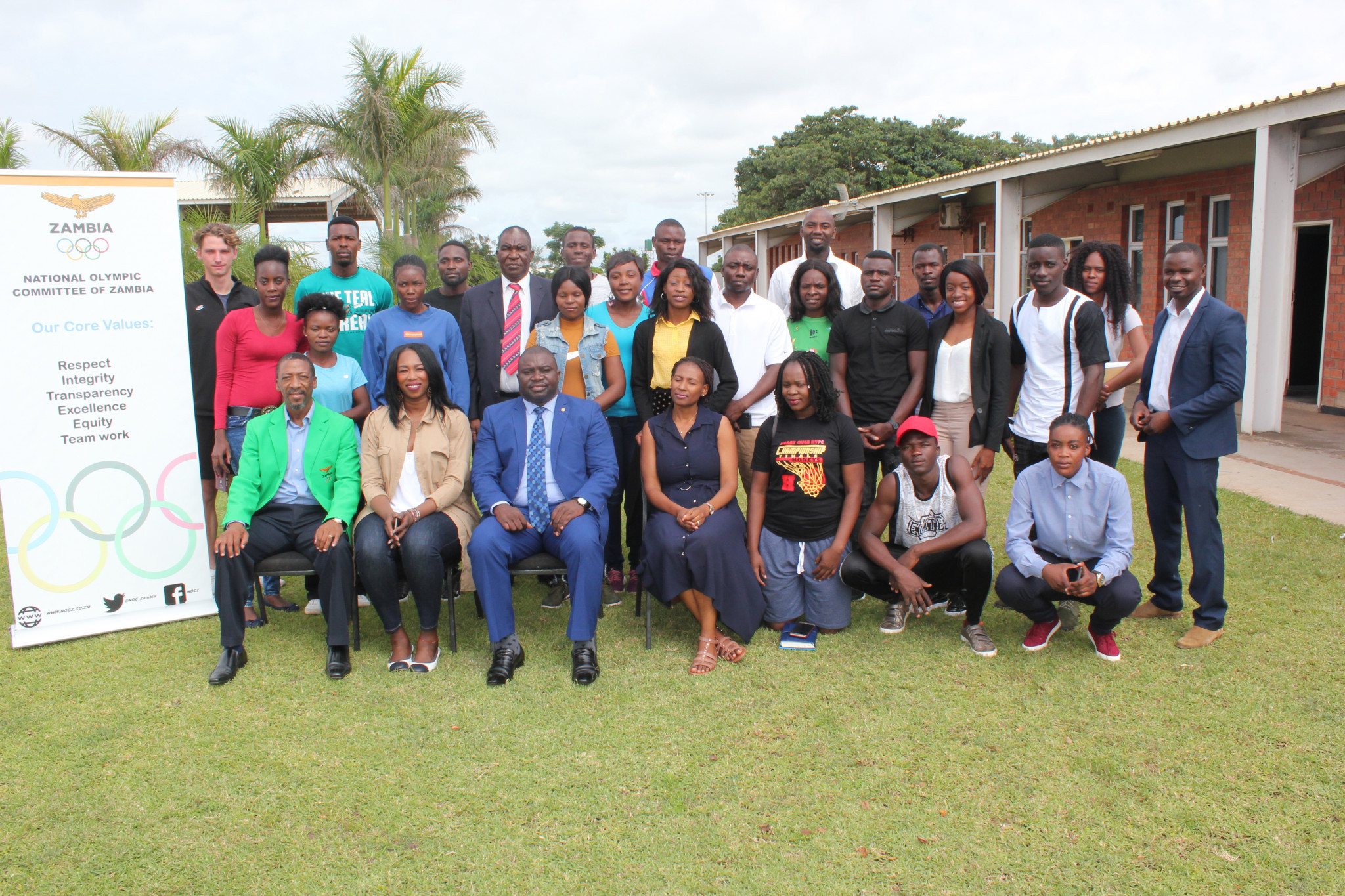 National Olympic Committee of Zambia launches Athletes' Commission