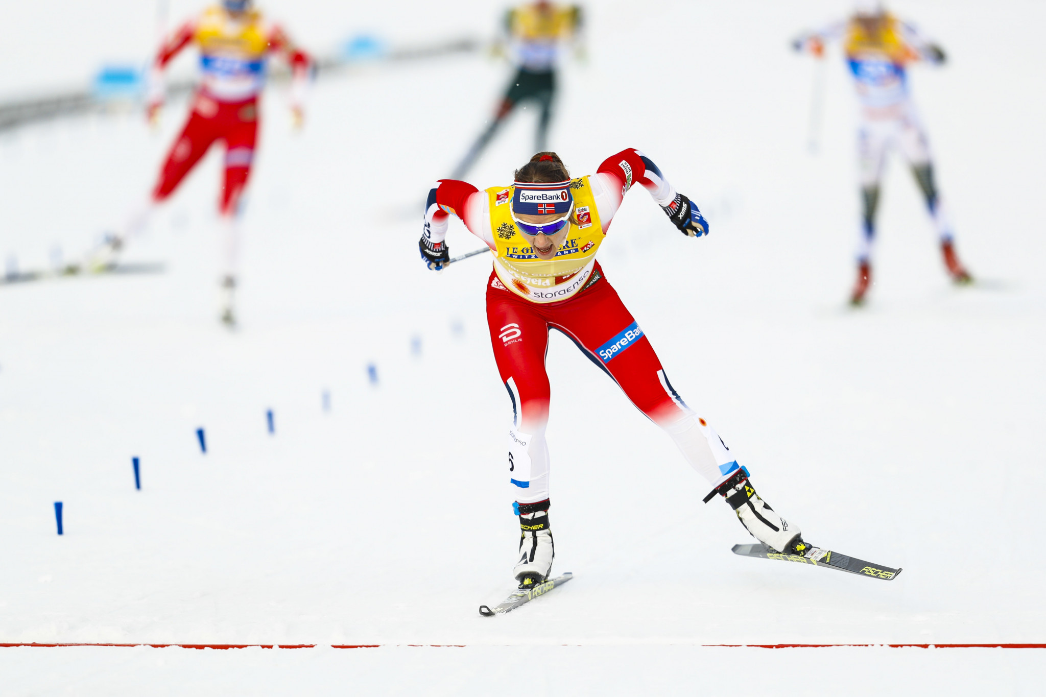 Falla and Nilsson to resume women's sprint rivalry at FIS Cross-Country World Cup in Falun