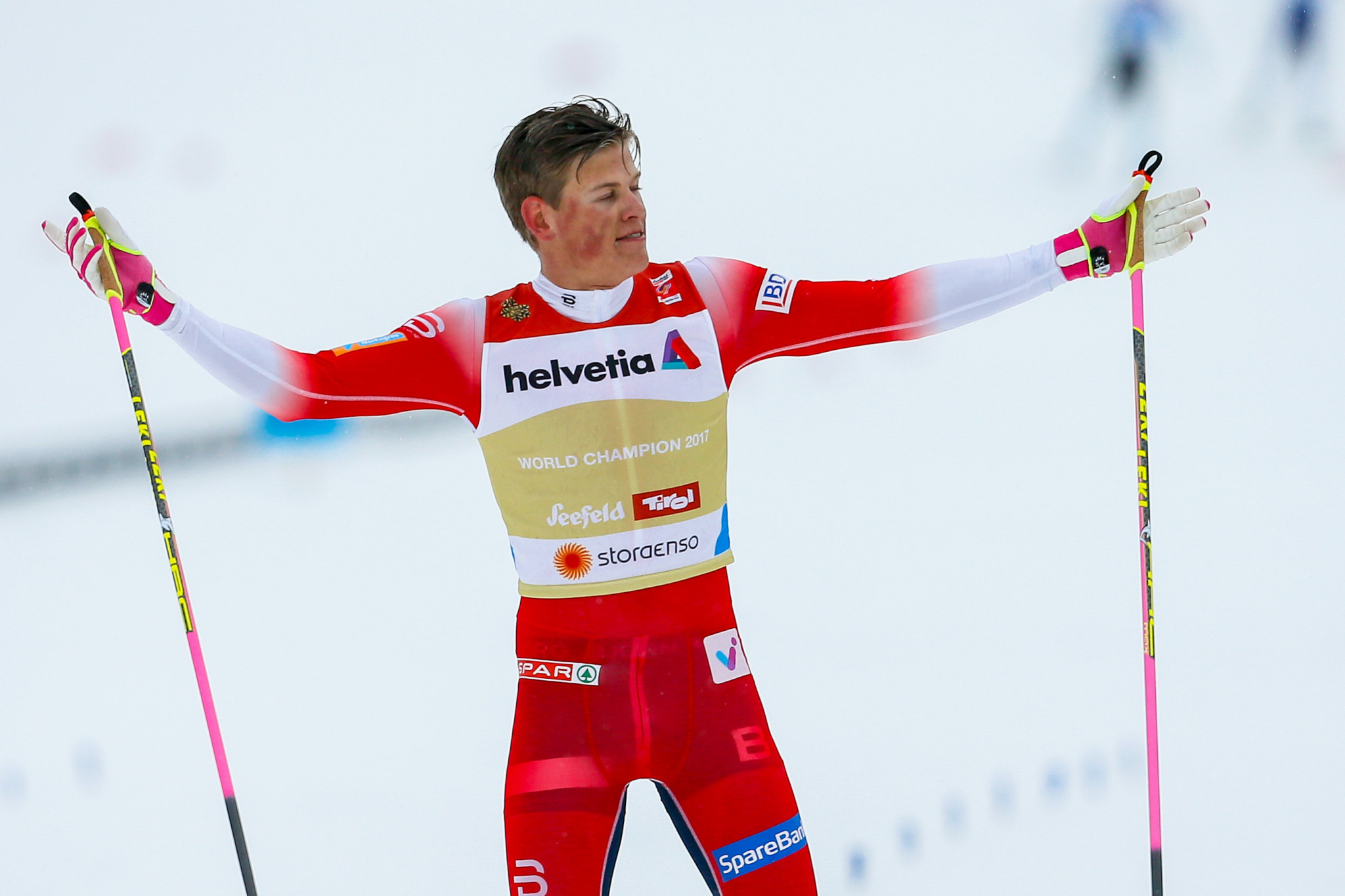 Norway's Johannes Høsflot Klæbo will be vying for success in the men's sprint and 15km events ©Getty Images