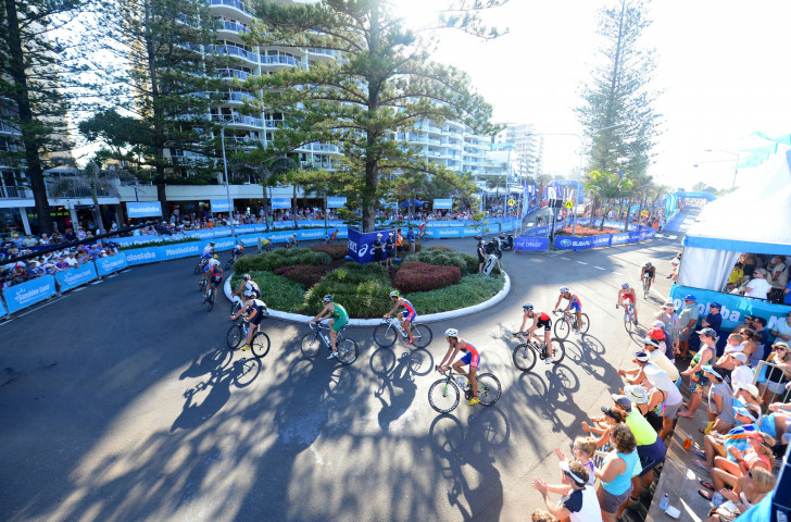 Mooloolaba, in Queensland, is host once again to the second stop in the ITU's World Cup series, with competition beginning tomorrow ©Getty Images