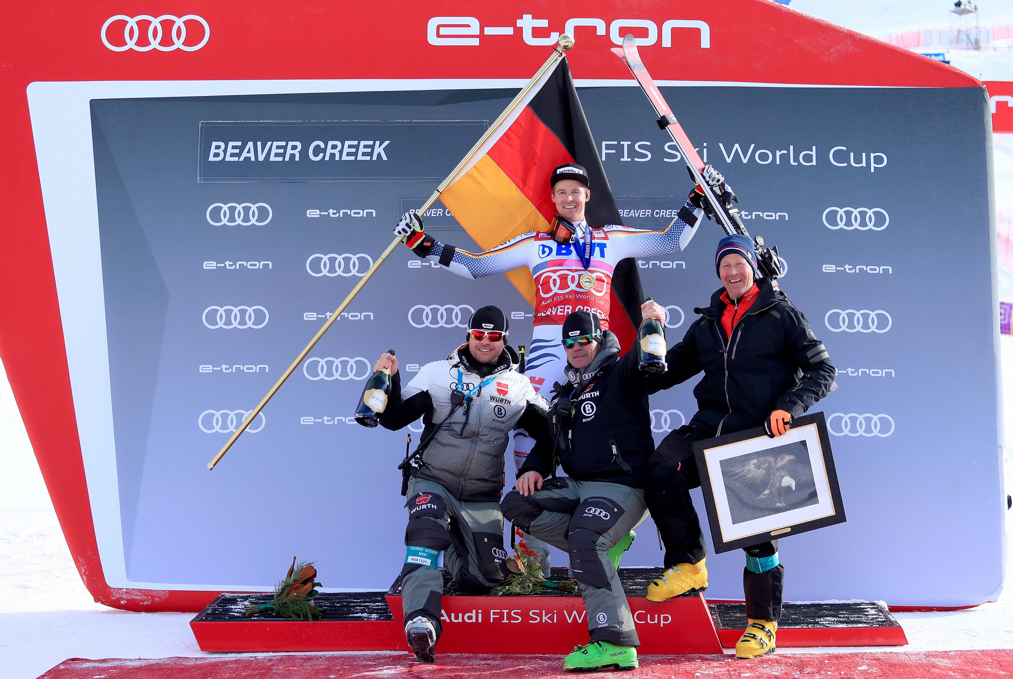 CAS overturns disqualification of Alpine Skiing World Cup winner after oxygen tank row