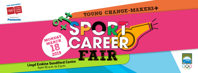 Barbados Olympic Association to hold careers fair for school children