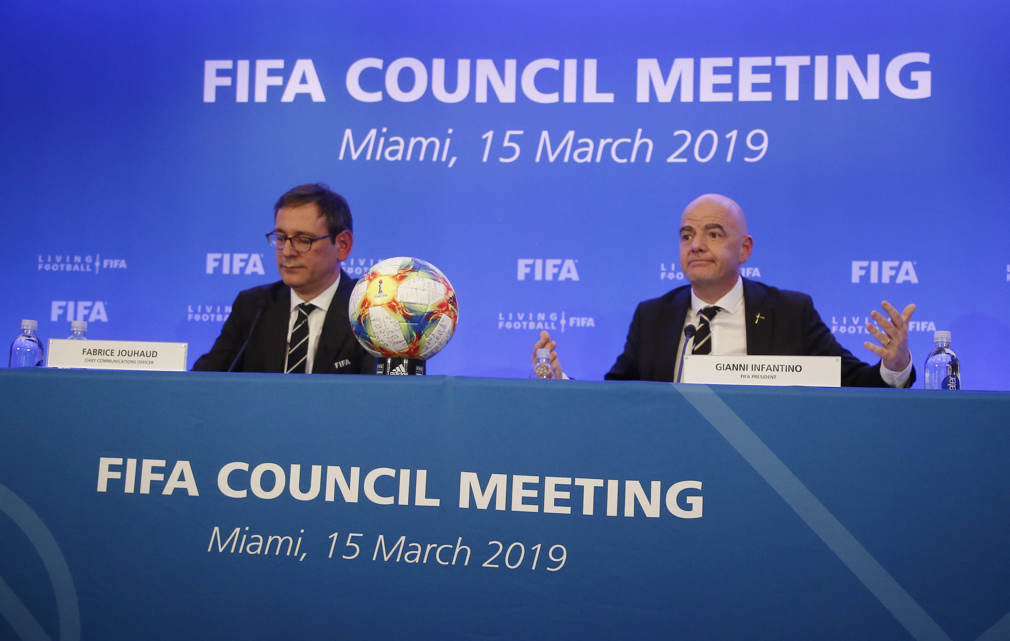 FIFA Council approves plans for 2022 World Cup to feature 48 teams and Qatar to share matches with neighbours