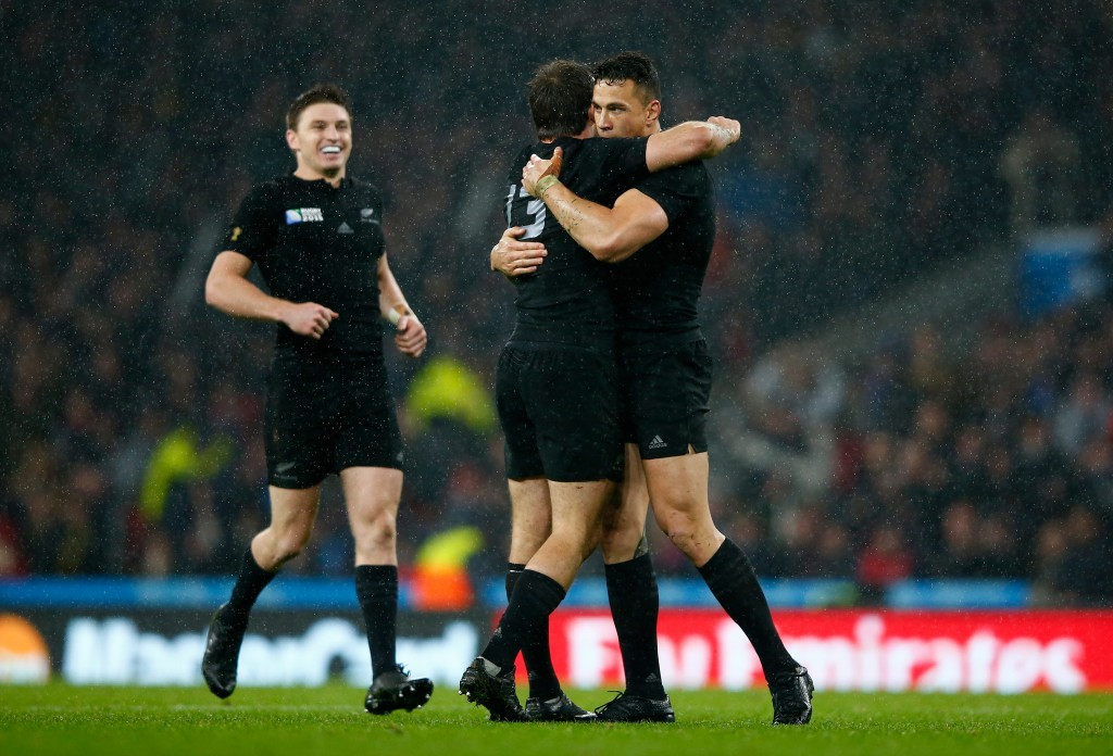 New Zealand edge South Africa in gripping contest to seal place in Rugby World Cup final