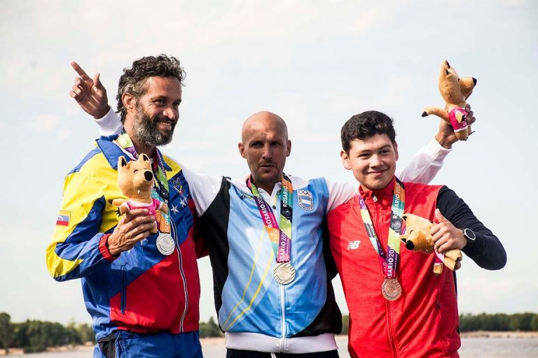 Hosts Argentina top 2019 South American Beach Games medal table after triumphing in canoeing