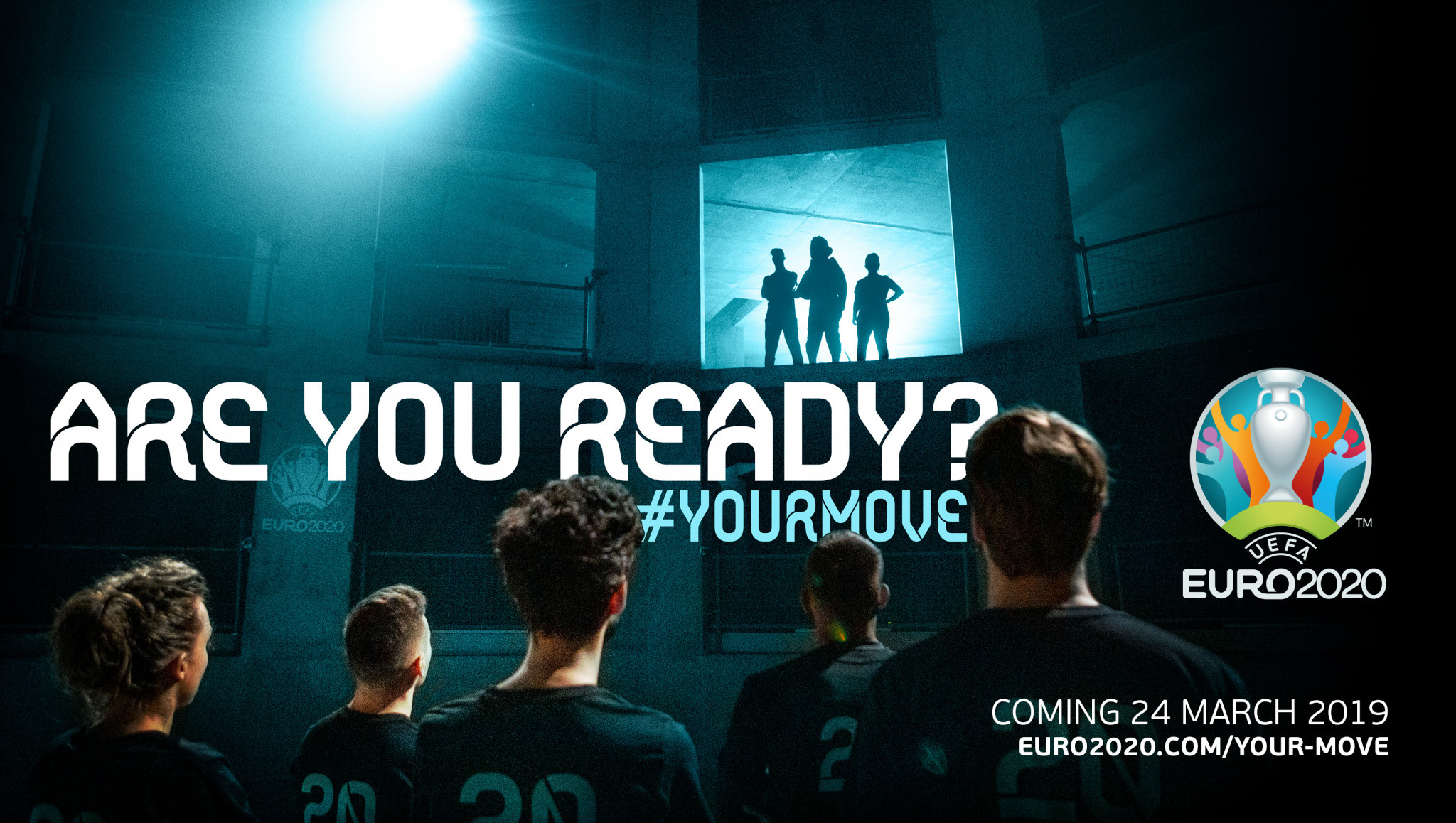 UEFA has launched a teaser trailer for their Euro 2020 mascot ©UEFA