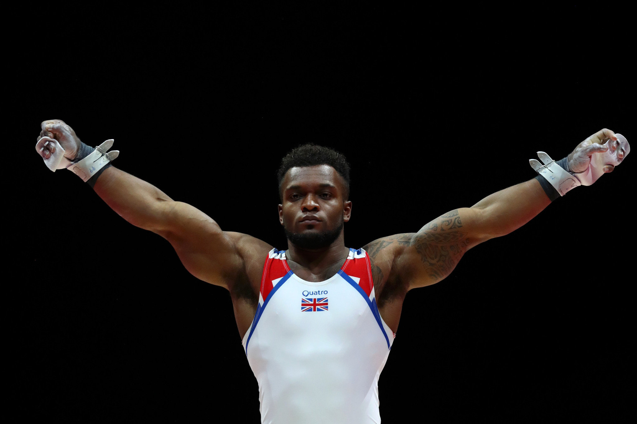 Commonwealth champion Tulloch wins men's rings at FIG Individual Apparatus World Cup in Baku