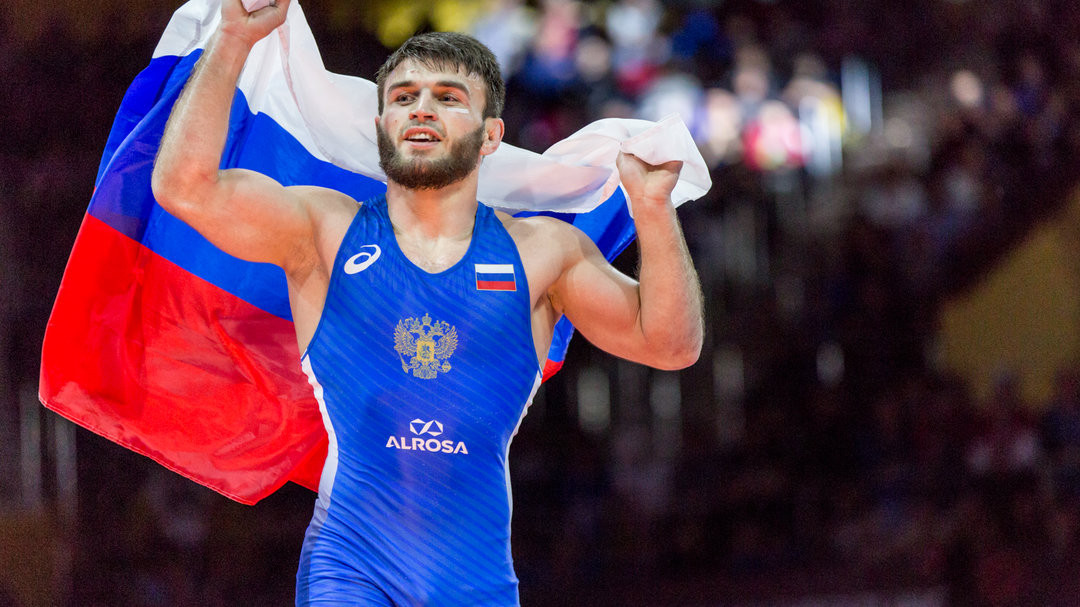 Hosts Russia begin UWW Freestyle World Cup campaign with two victories