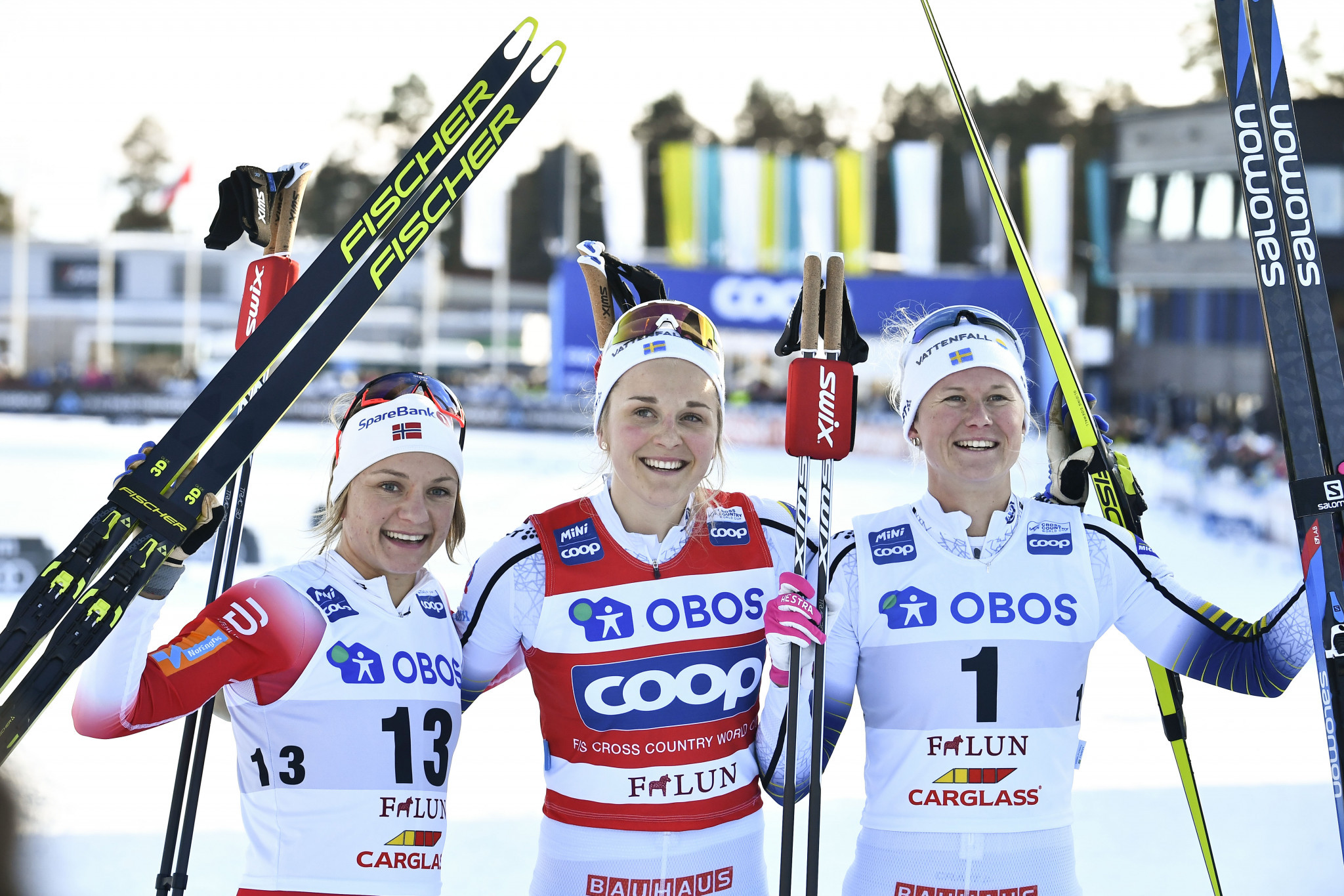 Olympic champion Nilsson extends lead in FIS Cross-Country sprint World Cup standings