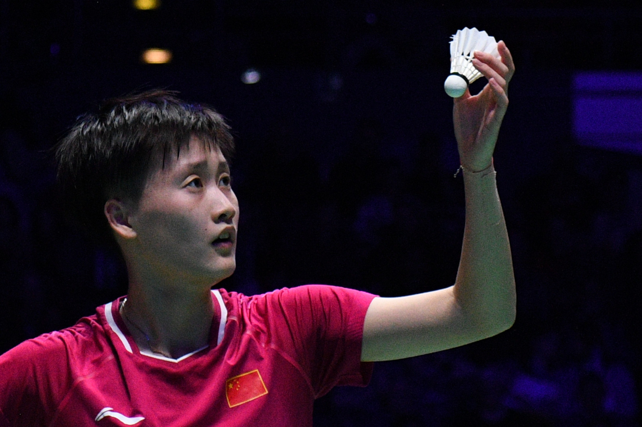 Chen reaches final and set to play for second successive BWF World Tour title at Swiss Open