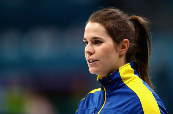 Sweden's Pyeongchang 2018 champions, skipped by Anna Hasselborg, lost their opening match in the World Women's Curling Championships in Denmark before recovering themselves with an evening victory ©Getty Images