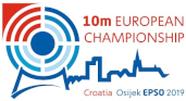 The European Championships will begin tomorrow ©European Shooting Confederation
