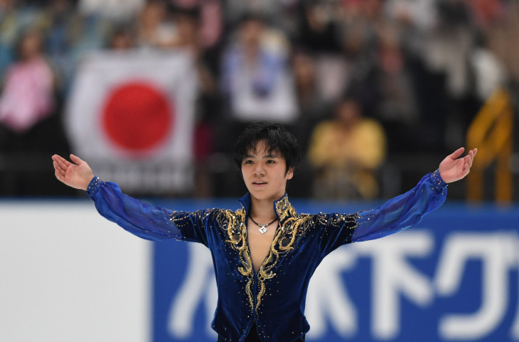 ISU President Jan Dijkema is at the Saitama Super Arena on Wednesday for the opening day of the World Figure Skating Championships, which has attracted considerable attention ©Getty Images