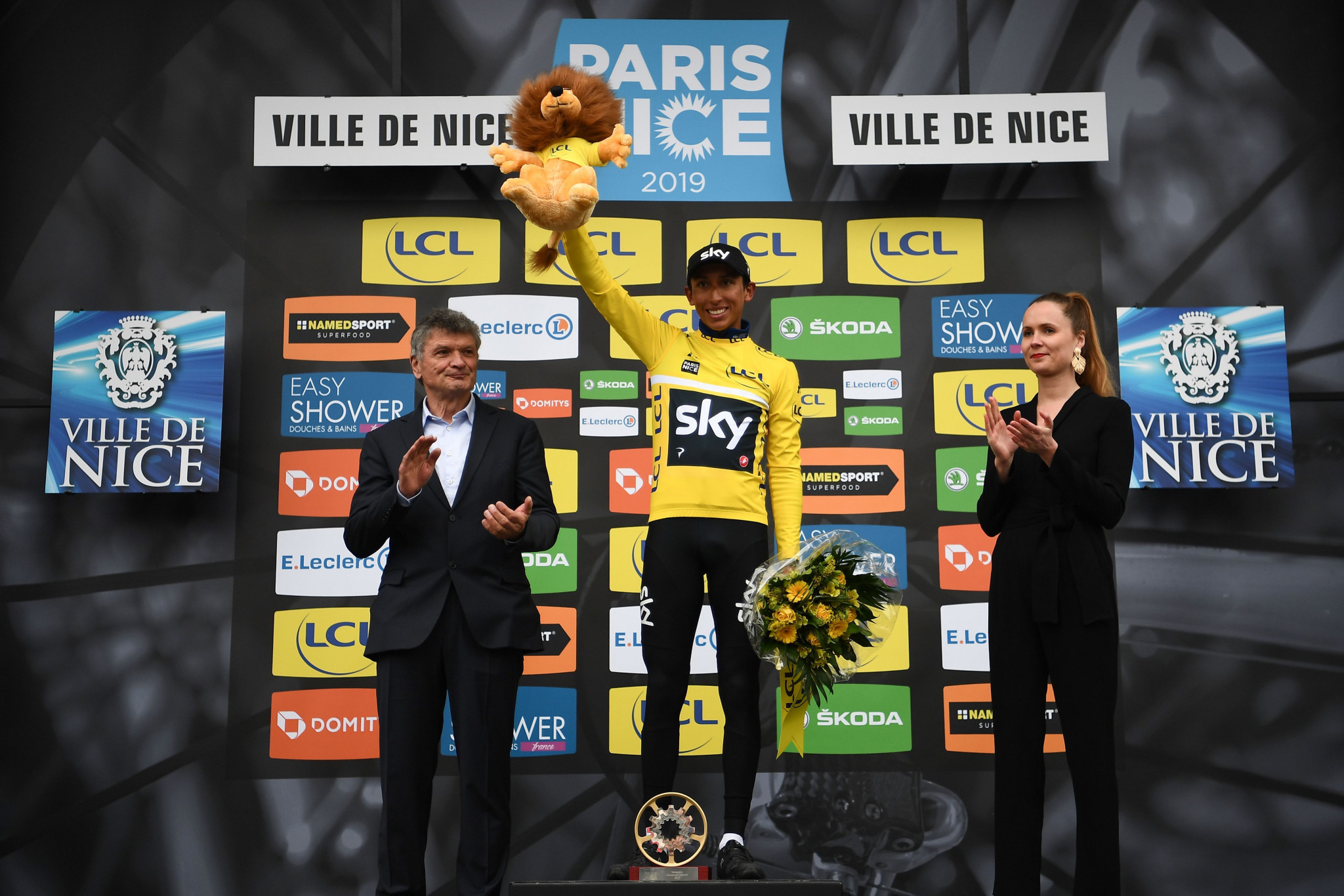 Bernal withstands Quintana attack to clinch Paris-Nice title