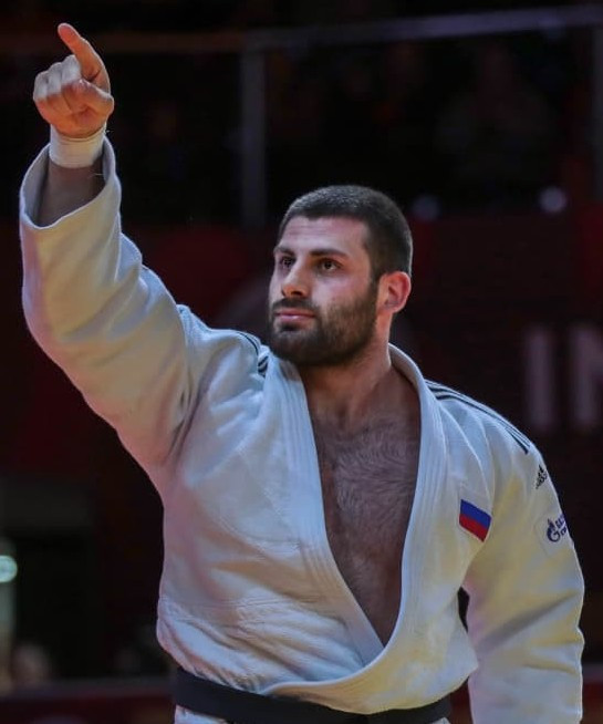 Russia finish top of medal table after two dramatic men's golds at IJF Grand Slam in Ekaterinburg