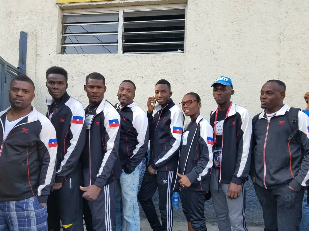 The Pan American qualifier was the first competition in which the Haiti national taekwondo team had participated with a full side ©FHTKD