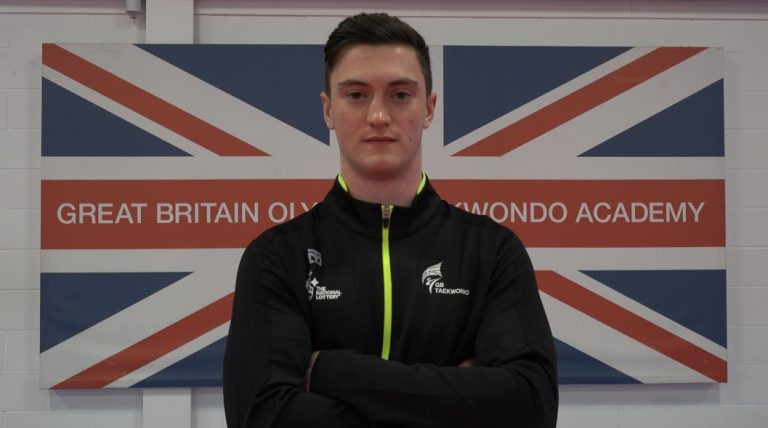 Britain's Sam Cana has joined the GB Taekwondo set-up after initially starring in karate ©GB Taekwondo