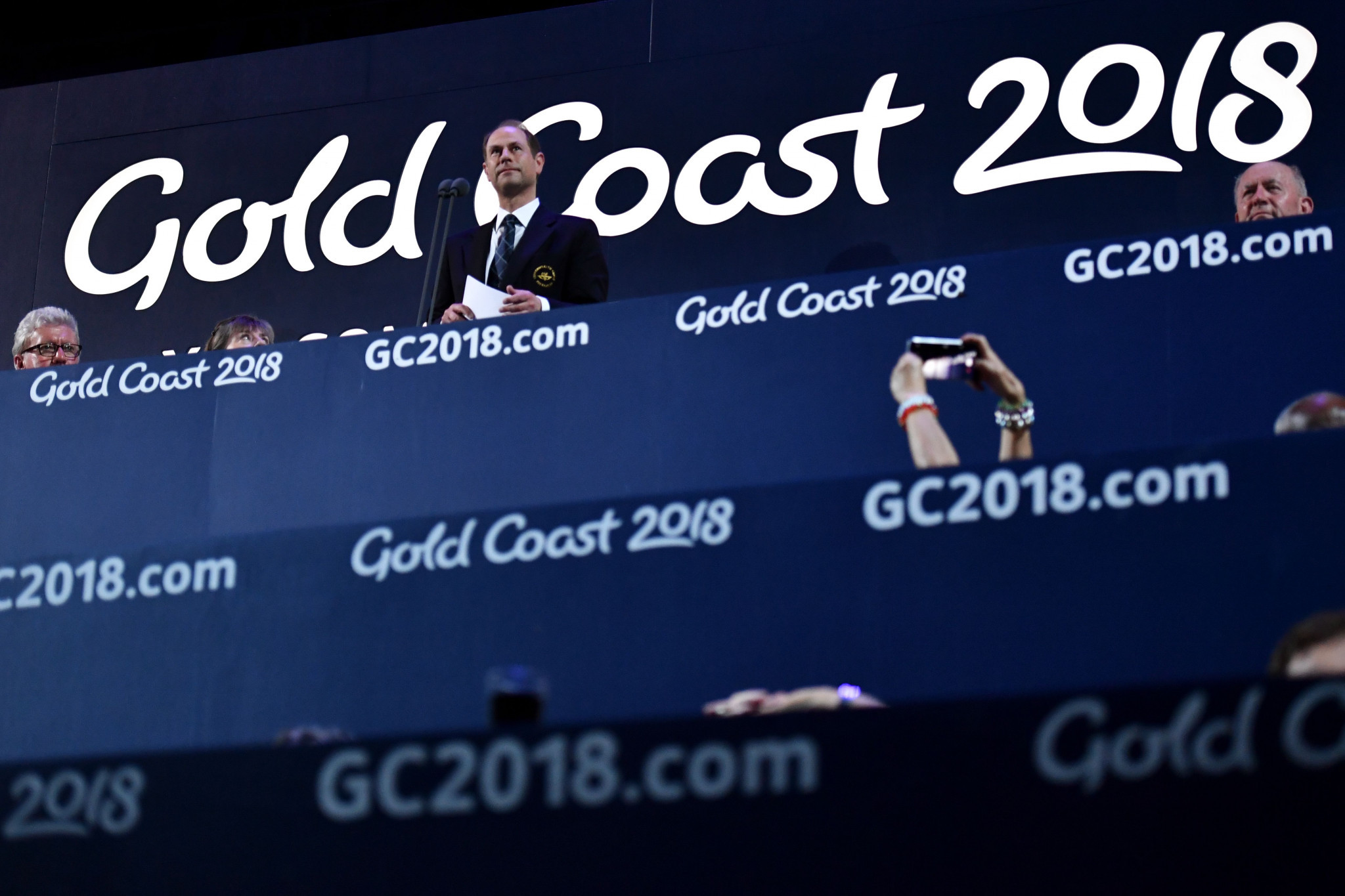The Gold Coast Commonwealth Games cyber security team reportedly thwarted nearly 200,000 potential attacks ©Getty Images