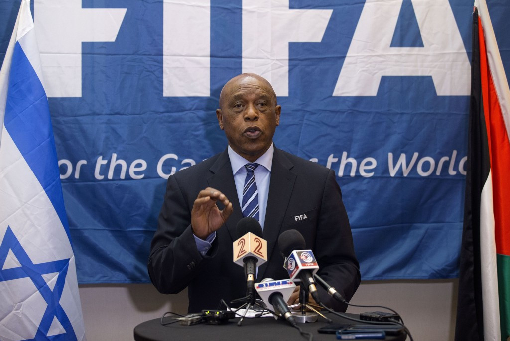 South Africa's Tokyo Sexwale to run for FIFA Presidency