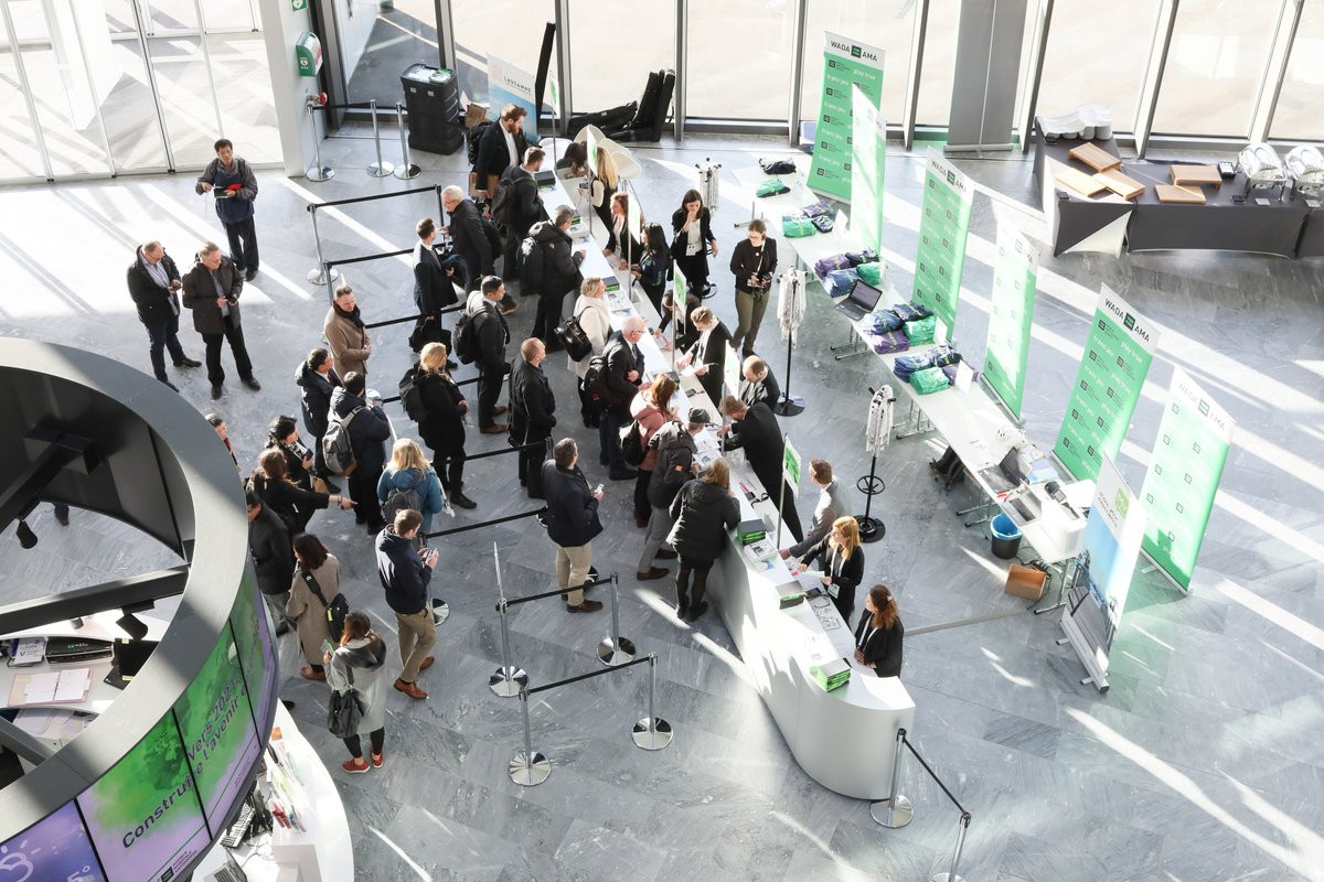 The WADA Annual Symposium was dominated by the ongoing Russian situation ©WADA