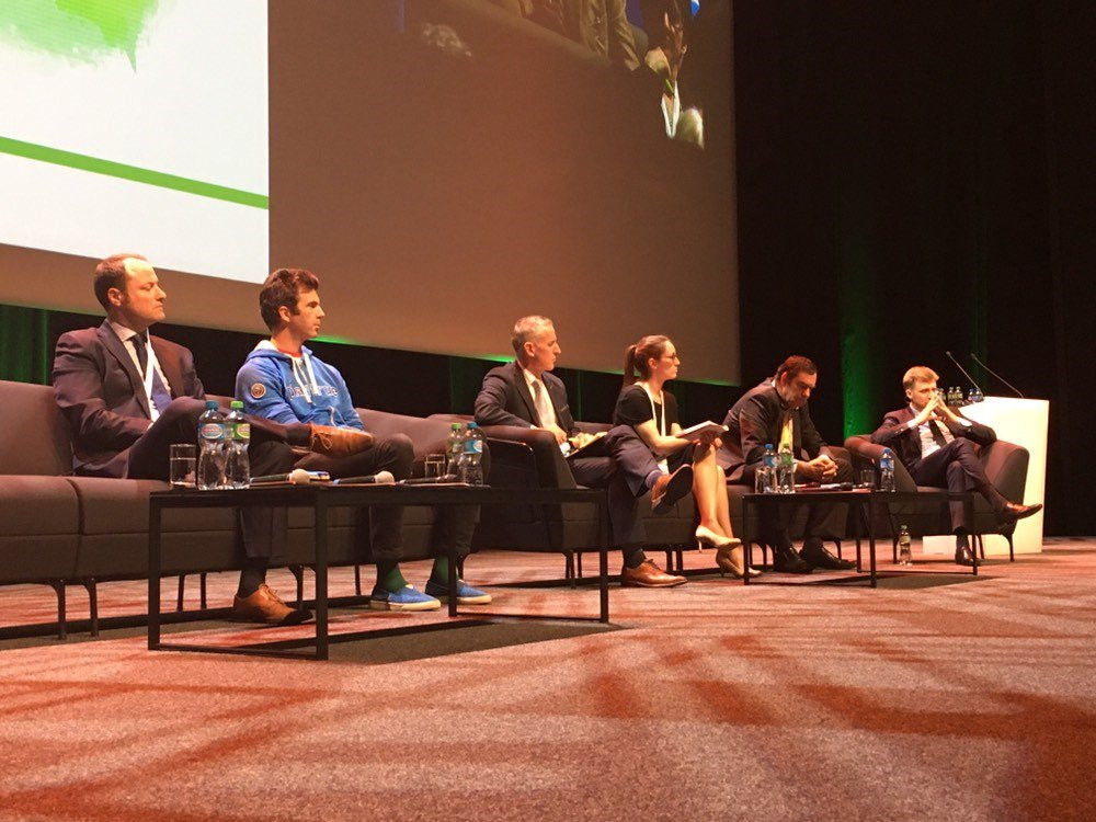 Other sessions focused on athletes, changes to the Code and education ©WADA