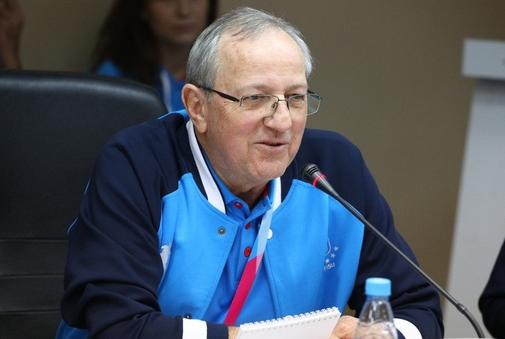 Roger Roth has hailed the legacy of Krasnoyarsk ©FISU