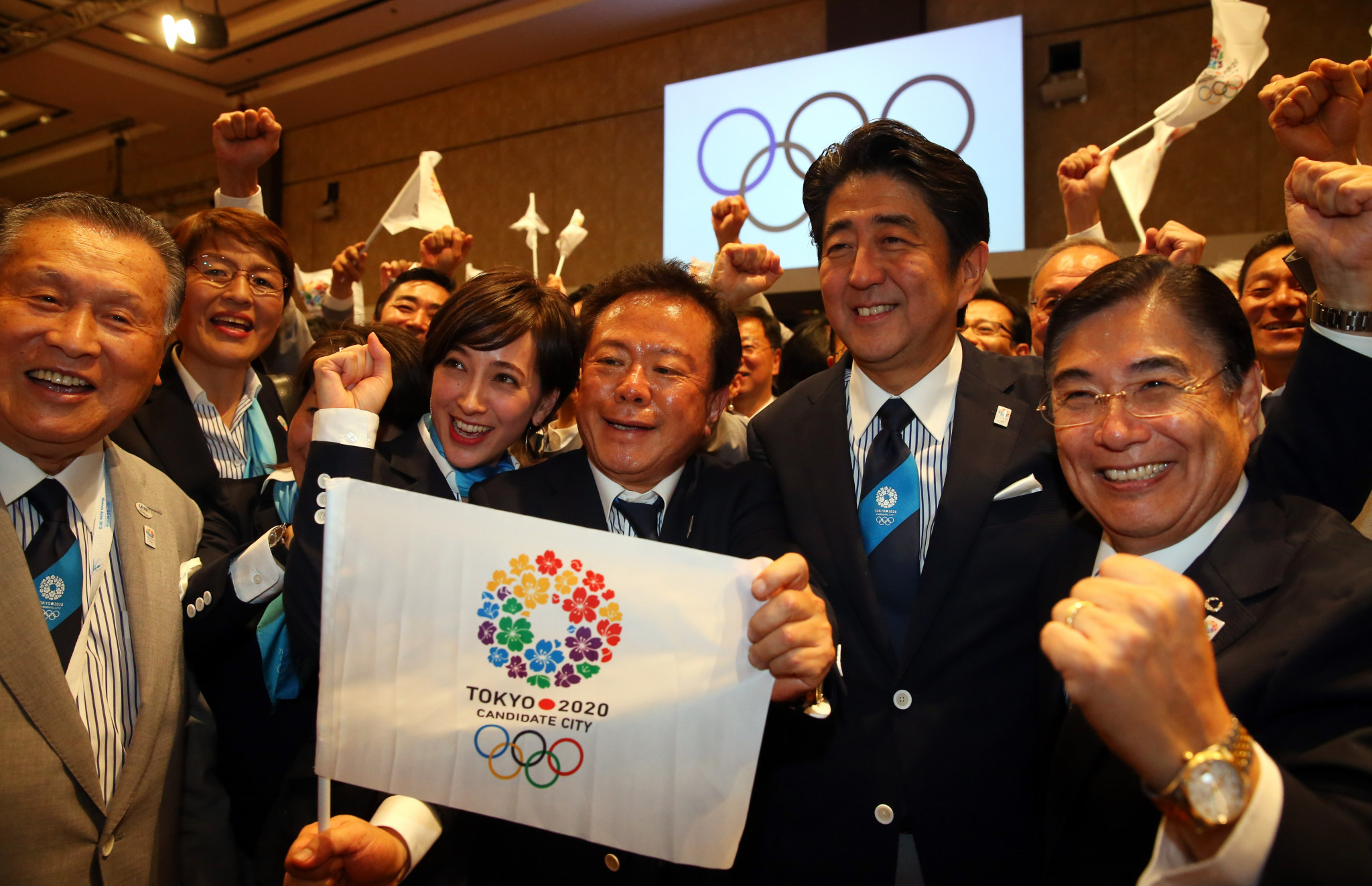 Tokyo was named as host of the 2020 Olympic and Paralympic Games at the 2013 IOC Session in Buenos Aires ©Getty Images