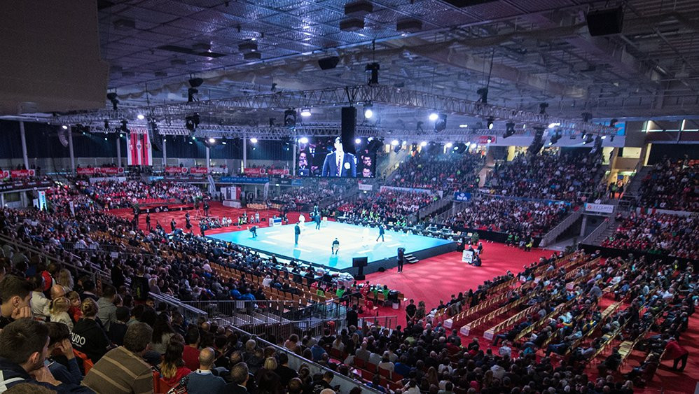 The World Karate Federation has confirmed Irish athletes will be allowed to participate at this month's European Championships ©WKF